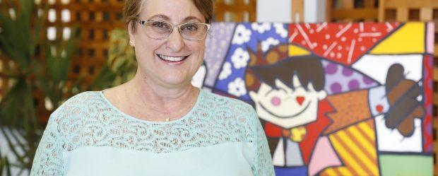Coordenadora da Escola de Formação e Aperfeiçoamento de Professores