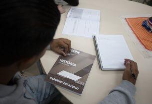Saresp motiva criação de projeto de produção textual em escola da capital