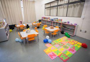 Município de Osasco ganha nova unidade do Programa Creche Escola