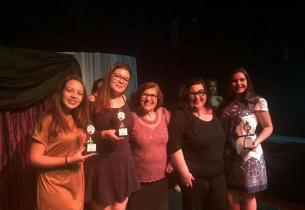 Declamação e poesia autoral colocam escola no topo do pódio de concurso cultural