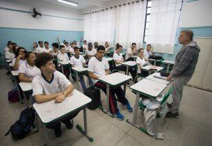 Mais de 2,6 milhões de estudantes da rede pública participam da primeira fase da OBMEP