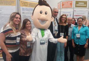 Educação participa do 72º Congresso Brasileiro de Cardiologia