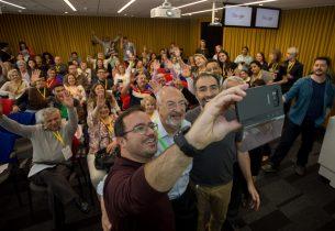 Vencedores do Prêmio Educação nas Redes