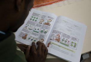 Alunos de Piraju lançam coletânea de autobiografias