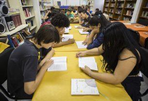 Saeb 2019: escola de Sertãozinho prepara vídeo-manual para a prova