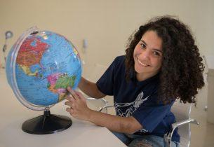 #Vestibular: estudante conquista 1º lugar em Relações Públicas da USP