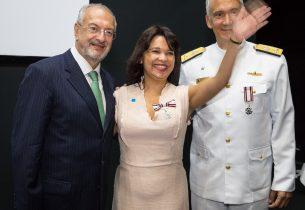 """Outorga da Medalha MMDC """"Caetano de Campos"""" para os servidores da Educação"""