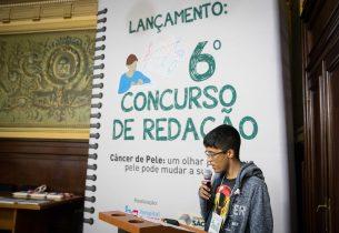 Inscrições abertas para a 6ª edição do Concurso de Redação