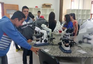 Projeto sobre profissões muda a realidade de comunidade escolar, em Ribeirão Branco