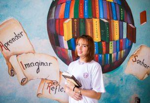 Salas de Leitura das escolas da rede