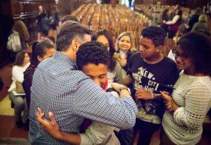 João Cury se reúne com alunos da zona Sul de São Paulo