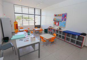 Nova unidade do programa Creche Escola é inaugurada na região de São José dos Campos