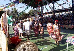 Aproveite o fim de semana com diversas festas juninas na rede pública