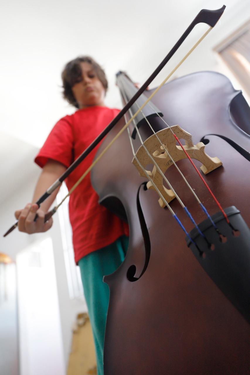 inscrições para os cursos de música
