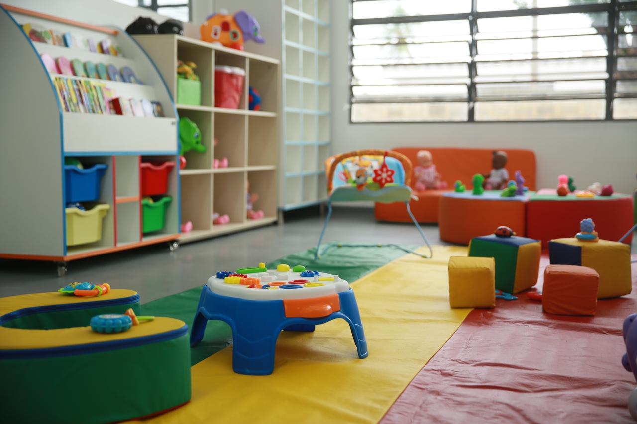 Governo de São Paulo entrega duas creches em Santa Bárbara d'Oeste