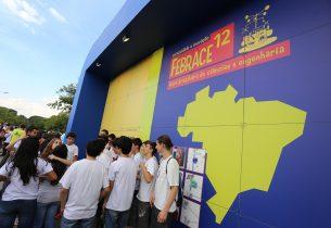 Alunos da rede estadual apresentam projetos inovadores na FEBRACE