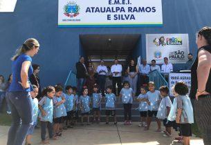 Ibirá ganha unidade do Programa Creche Escola