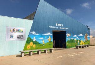#BalançoTrimestral: Diretoria de Ensino de Jales recebe duas creches do Creche Escola