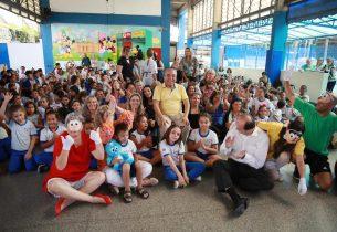 Educação lança concurso 'Escola em Quadrinhos' com personagens da Turma da Mônica
