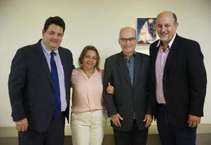 Secretário executivo Haroldo Rocha reforça parceria com Hospital do Amor, em Barretos