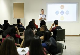 Bullying é tema de oficina interativa com estudantes de São José dos Campos