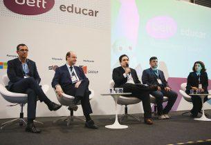 Secretário Rossieli Soares participa de painel sobre tecnologia e educação na Bett Educar
