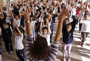 3,5 milhões de alunos da rede estadual voltam às aulas nesta quarta (31)