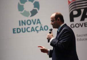 """Governo de SP lança programa """"Inova Educação"""""""