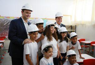Sete escolas da região do Vale do Ribeira são contempladas em reformas escolares