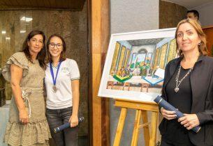 Conheça os vencedores do Concurso WIZO de Pintura e Desenho 2019