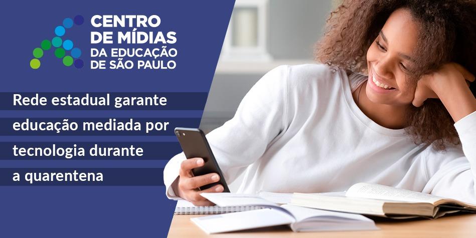 Rede estadual de ensino de São Paulo retoma atividades
