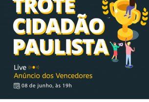 Univesp e Educar DPaschoal anunciam os vencedores do Prêmio Trote Cidadão Paulista