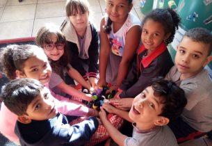 Escola estadual vira referência de Ecoponto e conta com dois certificados da ONU Meio Ambiente