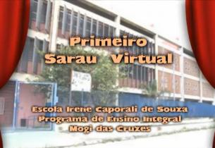1° Sarau Virtual de escola de Mogi das Cruzes é lançado