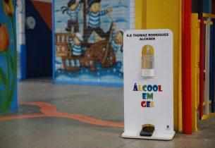 Cientistas desenvolvem métodos rápidos para monitorar a qualidade do álcool em gel