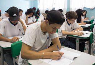 Escolas estaduais da região de Ribeirão Preto preparam alunos para o Enem