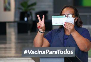 """Governo de SP lança tira-dúvidas sobre vacinação no site """"Vacina Já"""""""