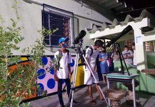 Programa Dinheiro Direto na Escola leva impressora 3D e telescópio para escola estadual em Itapecerica da Serra