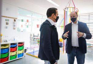 Governo de SP entrega Creche Escola em Piracicaba