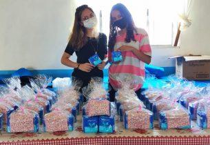 Dignidade Íntima: Escola Estadual Sebastiana Muniz Paiva anuncia entrega mensal de kits de higiene menstrual