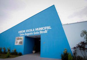 Governo de SP entrega Creche Escola em Uchoa