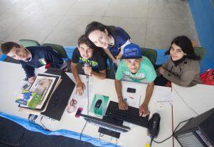 Estudantes são destaque com programa de rádio em escola da zona rural de Amparo