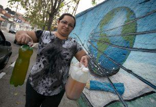 Escola da rede vira ponto de coleta de óleo de cozinha