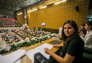 Inscrições para Parlamento Jovem Paulistano vão até agosto