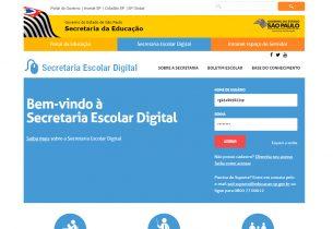 Boletim online pode ser consultado por estudantes e responsáveis