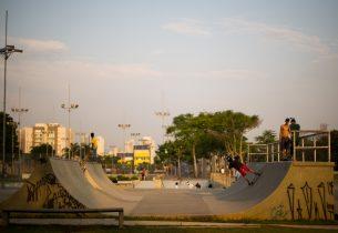 Parque da Juventude reúne uma gama de atividades culturais e esportivas