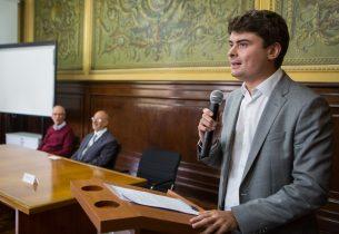 Precursor do Projeto Gestão Democrática, Wilson Levy é o novo Chefe de Gabinete