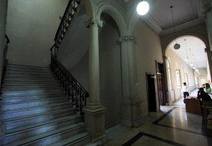 Secretaria de Educação – Edificio Caetano de Campos
