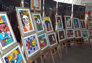Exposição no Poupatempo Itaquera