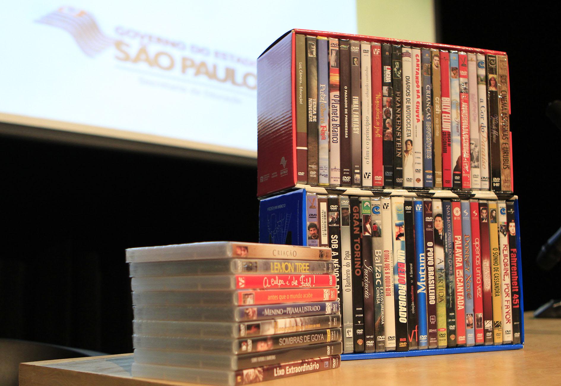 Educação promove orientação técnica sobre projeto O Cinema vai à escola